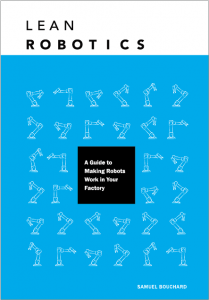 book lean robotics