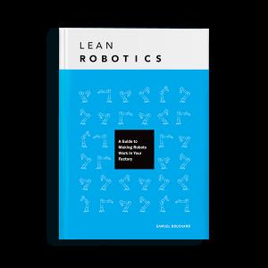 book lean robotics
